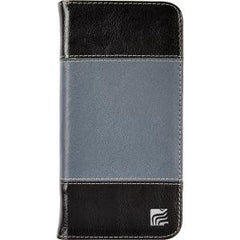 Maroo iPhone 6+ Black/Gray Leather Wallet