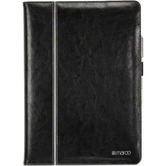 Maroo Black Leather Folio for Surface Pro 3