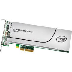 INTEL SSD 750 Series 800GB PCIe 3.0x4 1/2 Height 20nm MLC Single Pack