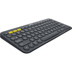 LOGITECH K380 MULTI-DEVICE BLUETOOTH KB - BLACK