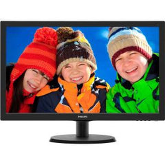 PHILIPS 21.5IN LOW POWER 5TH GEN LED VGA/VESAMOUNT/HDMI