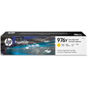 HP 976Y YELLOW ORIGINAL INK CRTG 552/577 SERIES