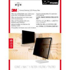 3M PF324W9 Framed privacy filter23-24IN / 58.4-61.0 / 16:9