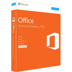 MICROSOFT OFFICE HOME AND BUS 2016 RETAIL BOX P2