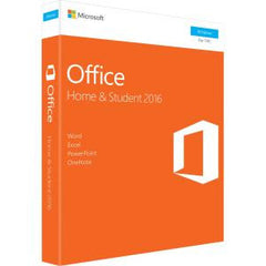MICROSOFT OFFICE HOME AND STUD 2016 RETAIL BOX P2