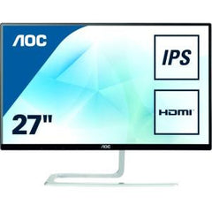 AOC 27 IPS 1920X1080 VGA/HDMI ULTRA SLIM LED