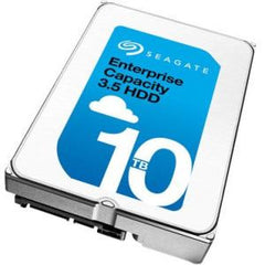 SEAGATE ENTERPRISE 10TB HELIUM 3.5IN 7200RPM