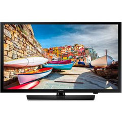 SAMSUNG 43-INCH FHD RESOLUTION COMMERCIAL LED TV - HE570 SERIES - RJ12 SWIVEL STAND