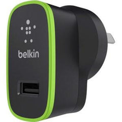 BELKIN HOME CHARGER 2.4A BLACK