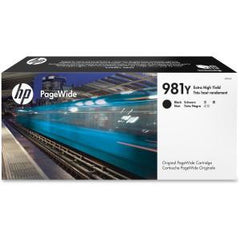 HP 981Y EXTRA HIGH YIELD BLACK PAGEWIDE