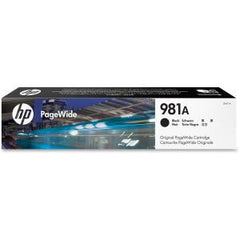 HP 981A BLACK PAGEWIDE CRTG