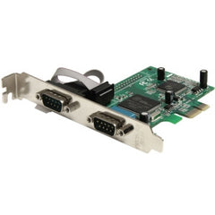 STARTECH 2 Port PCIe RS232 Serial Adapter Card