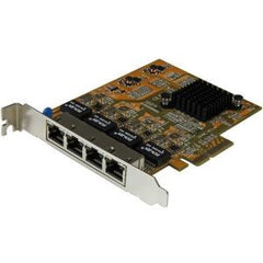 STARTECH 4-Port PCIe Gigabit Network Adapter Card