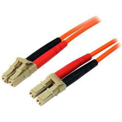 STARTECH 3m MM Fiber Patch Cable LC - LC
