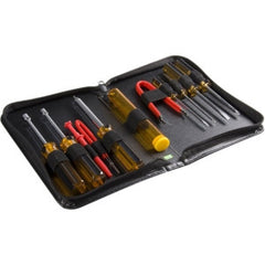 STARTECH 11 Piece PC Computer Tool Kit with Carrying Case - PC Tool Kit - Computer PC Repair Tool Kit