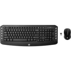 HP Wireless Classic Desktop KeyBoard& Mouse Bundle