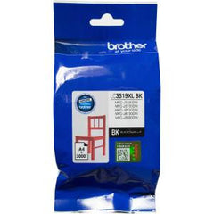 BROTHER LC3319XLBK HIGH YIELD BLACK 3000 PAGES