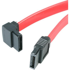 STARTECH 18in SATA to Left Angle SATA Cable
