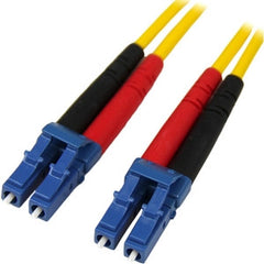 STARTECH 1m SM Duplex Fiber Patch Cable LC to LC