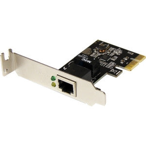 STARTECH 1 Port PCIe Gigabit NIC Card Low Profile
