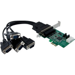 STARTECH 4 Port PCIe RS232 Serial Adapter Card