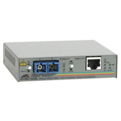 ALLIED TELESIS MEDIA CONVERTER 100BASETX TO 100BASEFX (SC SINGLEMODE 15KM)