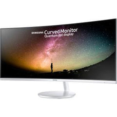 SAMSUNG C34F791WQE 34IN CURED QUANTUM DOT (21:9)