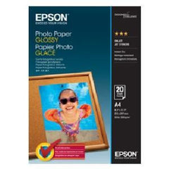 EPSON GLOSSY PHOTO PAPER A4