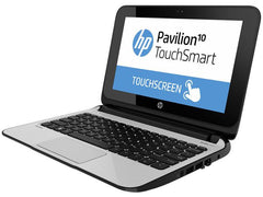 "HP Pavilion 10 TouchSmart Notebook AMD A4-1200 1GHz 2GB RAM 320GB HDD 10"" Touchscreen Windows 8 - Comes In Original Box (EX-LEASE)"