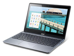 "Acer C720P Chromebook Dual Core 1.4GHz 2GB RAM 16GB SSD 11"" Chrome OS (EX-LEASE)"
