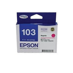 EPSON 103 EXTRA HIGH CAP INK CARTRIDGE MAGENTA