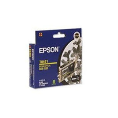 EPSON T0461 INK CARTRIDGE BLACK 400