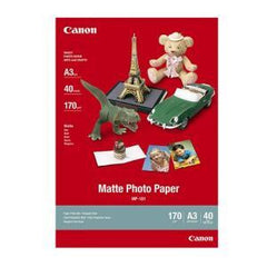 CANON 40SHEET A3 MATT PHOTO PAPER 170GSM MP101