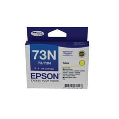 EPSON 73N STD CAP DURABRITE INK CART YELLOW