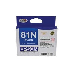 EPSON 81N HIGH CAPACITY INK CART LIGHT MGNTA