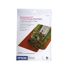 EPSON S041464 PREM GLOSSY PHOTO PAPER 5X7