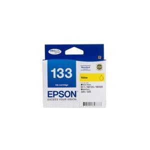 EPSON 133 STANDARD YELLOW INK CART
