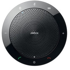 Jabra SPEAK 510 MS USB-Conference solution 360-degree-microphone inhibits echos & noise Plug&Play mute and volume button Wideband (150 - 6.800 Hz) integrated echargeable battery (15 hours talk ti
