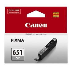CANON CL651GYOCN GRAY INK CART (STD)