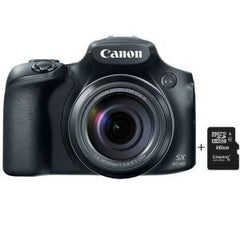 CANON SX60HS + 16GB SDHC CARD