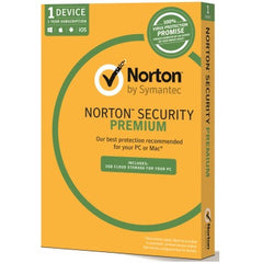 SYMANTEC NORT SEC PREM 3.0 2GB 1 DEV 1YR MM