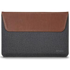 Maroo Brown PU Leather Sleeve for SurfacePro 3
