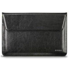 Maroo Black Leather Sleeve for Surface Pro 3