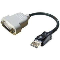 DELL DISPLAYPORT TO SINGLE DVI ADAPTOR