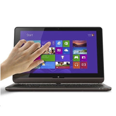 "Toshiba Satellite U920T 2in1 Hybrid Ultrabook 12.5"" Touch Intel i3 8GB 128GB mSATA SSD NO-DVD Win8 64bit"