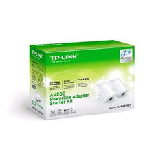TP-Link TL-PA211KIT, PowerLine Adapter 200Mbps Starter Kit