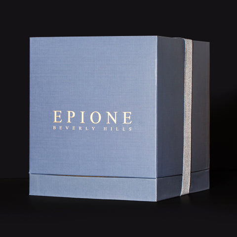 epione candle package box