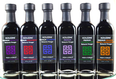 Kouzini Vinegar Sample Pack