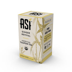 Ginger Revival - Organic Boxed Tea (20 bags)