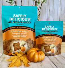 Safely Delicious® Pumpkiny Bites™